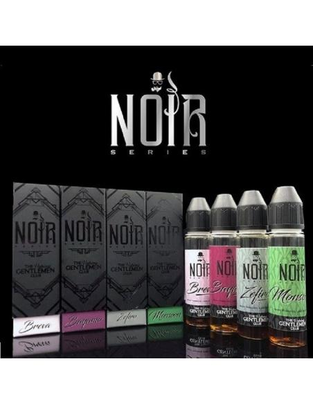 Monsoon Serie Noir Liquido The Vaping Gentlemen Club Aroma 20