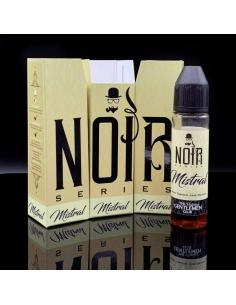 Mistral Serie Noir Liquido The Vaping Gentlemen Club Aroma 20