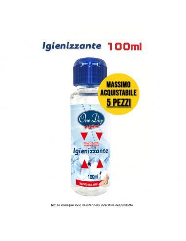 Gel Igienizzante Mani One Day + Igiene. Formato tascabile da