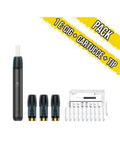 Quawins V-Stick Pro + Confezione 3 Pod ricambio + 20 Filtri