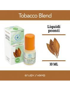 Tobacco Blend Liquido Pronto Enjoy Svapo da 10ml Aroma Tabacco