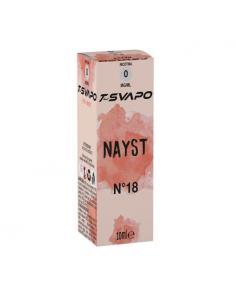 Nayst N°18 Liquido Pronto T-Svapo by T-Star da 10ml Aroma Latte