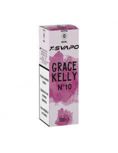 Grace Kelly N°10 Liquido Pronto T-Svapo by T-Star da 10ml Aroma