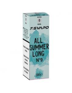All Summer Long N°9 Liquido Pronto T-Svapo by T-Star da 10ml