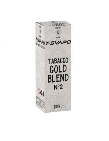Tabacco Gold Blend N°2 Liquido Pronto T-Svapo by T-Star da 10ml
