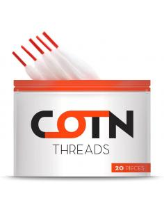Cotone Organico con Stoppino di COTN Cotone 100% Organico - 20