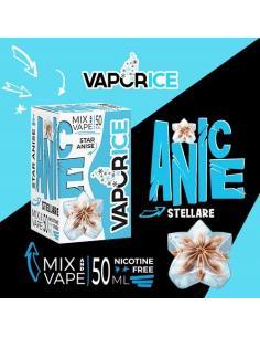 Anice Stellare Liquido Scomposto Vaporart Linea Vaporice Aroma