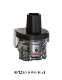 RPM80 Pod RPM di Smok Cartuccia di Ricambio da 5 ml Head Coil -
