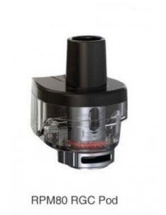 RPM80 Pod RGC di Smok Cartuccia di Ricambio da 5 ml Head Coil -