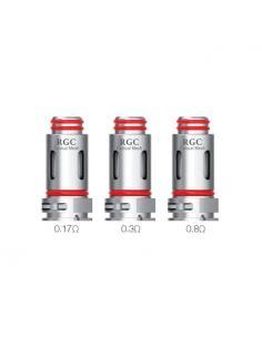 RPM Resistenze RGC Smok per Pod Kit RPM80 e RPM80 Pro Head Coil