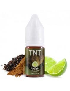 Master Liquido Concentrato Organico di TNT Vape da 10 ml Aroma