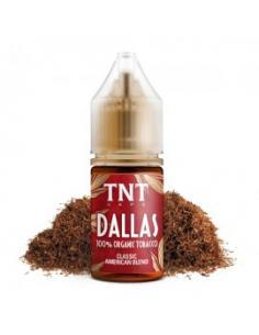 Dallas Aroma TNT Vape Linea Natural Liquido Concentrato da 10 ml