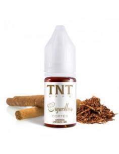 Cortes Aroma della Linea Cigarillos di TNT Vape da 10 ml per