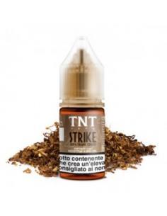 Strike Total Natural Tobacco di TNT Vape Liquido Pronto da 10ml