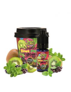 Kiwi Mint Akai Liquido Concentrato di Juicy Mill da 10 ml Aroma