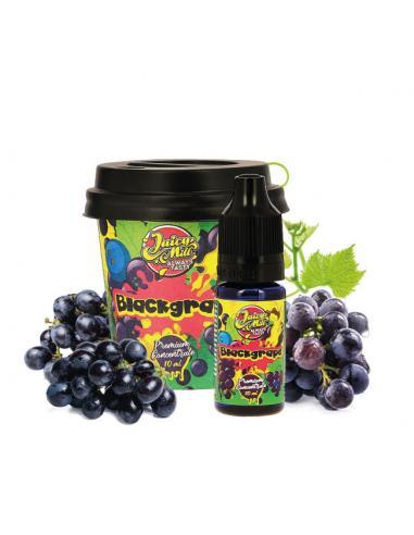Black Grape Liquido Concentrato di Juicy Mill da 10 ml Aroma