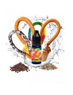 Loop Churros Aroma Bigmouth Tasty Liquido 10ml Cremoso