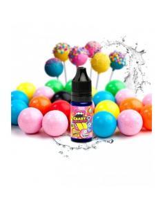 Crazy Lollipops Aroma Bigmouth Liquido 10 ml Caramella