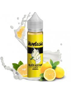 Killer Kustard Lemon Liquido Vapetasia 20ml Aroma Limone e