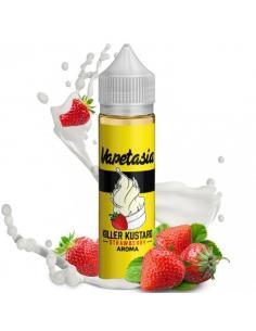 Killer Kustard Strawberry Liquido Vapetasia 20ml Aroma Crema e