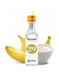 29 Gourmet Yo-Cult Liquido G-Spot 20ml Aroma Yogurt e Banana