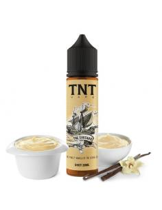 The Custard Liquido Scomposto TNT Vape Aroma da 20 ml Vaniglia