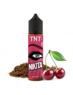 Nikita Liquido Scomposto TNT Vape Aroma da 20 ml Tabacco Dolce