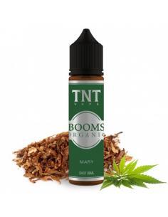 Booms Organic Mary Aroma Scomposto di TNT Vape Liquido da 20ml