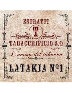 Latakia 1 Estratti Tabacchificio 3.0 Aroma Concentrato 20 ml -