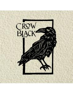 Crow Black Liquido The Druid's Brew 20ml Aroma Tabacco e Menta