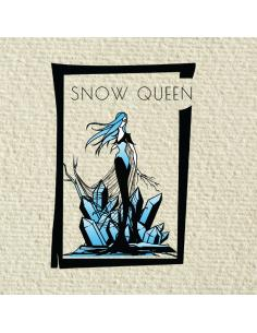 Snow Queen Liquido The Druid's Brew 20ml Aroma Tabacco e Menta