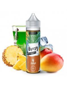 Breezy 4 Summer Liquido Suprem-e 20ml Aroma Mango, Ananas e