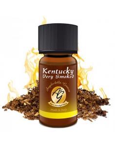 Kentucky Very Smoked Liquido Organico AdG da 10 ml Aroma
