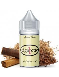 Cigarette One Liquido ADG Natural Easy Aroma Organico 10 ml