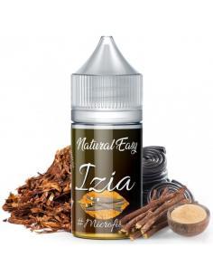 Izia Liquido ADG Natural Easy Aroma Organico 10 ml Tabacco e