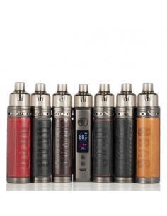 Drag X Pod Mod Voopoo Kit liquido 4,5 ml potenza 5-80 W