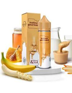Honey & Milk Liquido Alfaliquid 50 ml Aroma Latte Nocciola
