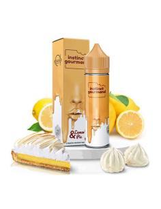 Lemon & Pie Liquido Alfaliquid 50 ml Aroma Biscotto Limone Lime