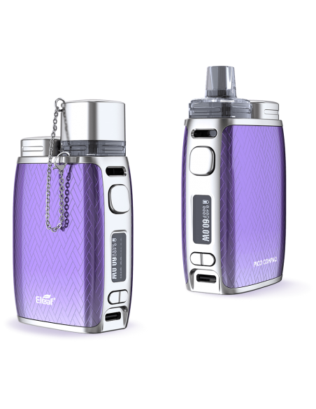 Pico Compaq Kit Completo Pod Mod Eleaf 60W
