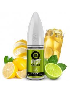 Sub Lime Liquido Riot Squad Aroma 10 ml Lime e Limone