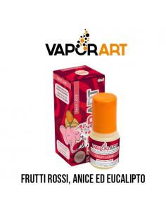 Fruit Love Liquido Pronto Vaporart da 10 ml Aroma Frutti Rossi