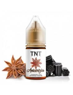 Anicerizia TNT Vape Natural Liquido Pronto 10 ml - Anice e