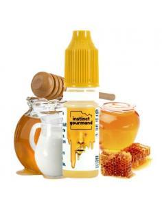 Honey & Milk Alfaliquid Liquido Pronto 10 ml Aroma Latte