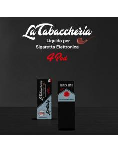 Kentucky La Tabaccheria 4 Pod Liquido Pronto 10 ml Aroma