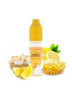 Lemon & Pie Alfaliquid Liquido Pronto 10 ml Aroma Biscotto