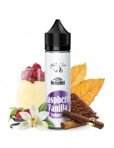 Raspberry Vanilla Tobacco Aroma Azhad's Elixirs Liquido