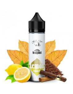 Lemon Tobacco Aroma Azhad's Elixirs Liquido Scomposto da 20ml