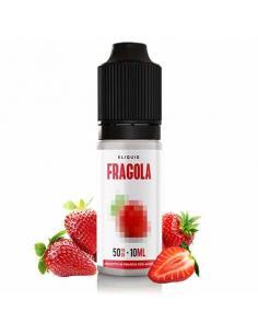 Fragola Liquido Pronto Fuu Linea Prime 10ml Aroma Fruttato