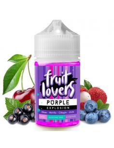 Purple Explosion Liquido Super Flavor 50 ml Aroma Fruttato