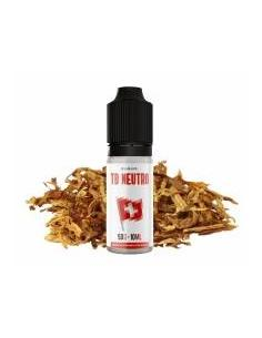 TB Tabacco Neutro Liquido Pronto Fuu Linea Prime 10ml Aroma